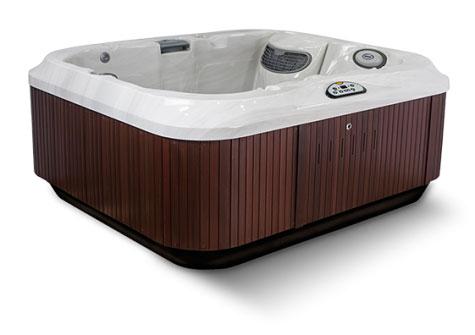 jacuzzi j 300 signature collection spas fronheiser pools. Black Bedroom Furniture Sets. Home Design Ideas