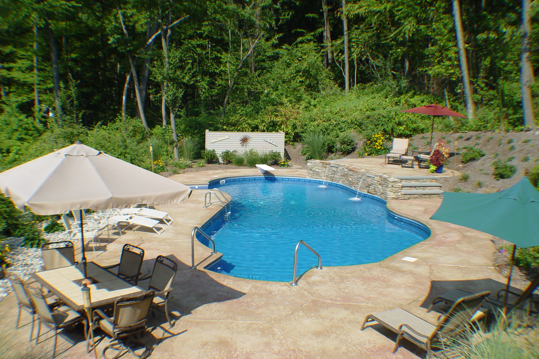 Pool financing affordable pool design options for Swimming pool financing