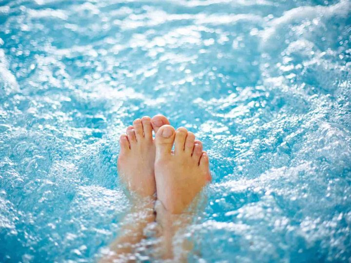 Can I use regular salt in my saltwater spa?