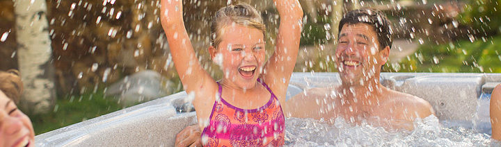 Spring is the perfect time to use your hot tub!