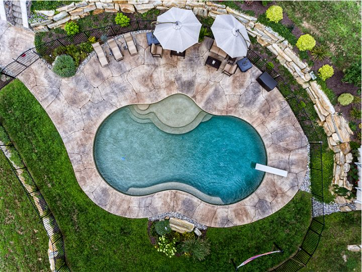 What's It Like to Work with a Pool Designer?