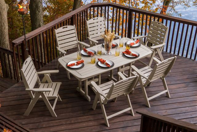Polywood® Outdoor Furniture - Outdoor & Pool Furniture - Bally, PA Fronheiser Pools
