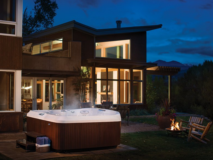 So many of the things you love and enjoy are even better in a hot tub!