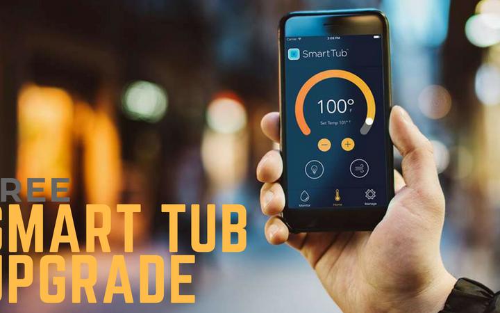 Free Jacuzzi SmartTub Upgrade
