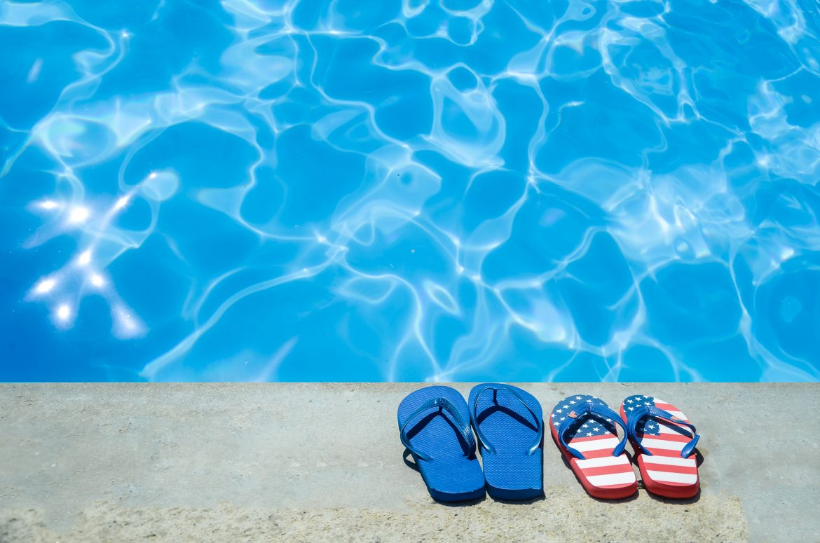 Backyard Pool Party Ideas To Celebrate The 4th Of July Fronheiser