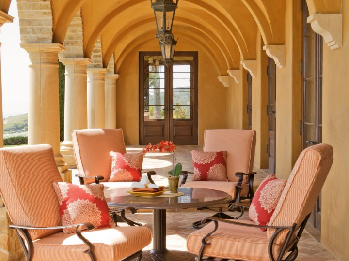 Plan your Patio Furniture