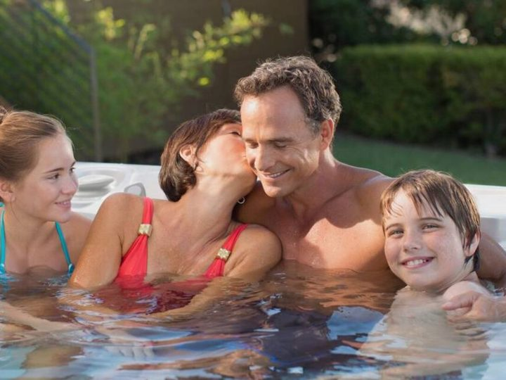 Can My Children Use A Hot Tub?