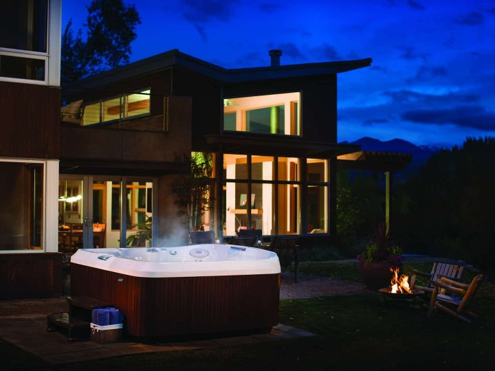 What is the Perfect Hot Tub Temperature?
