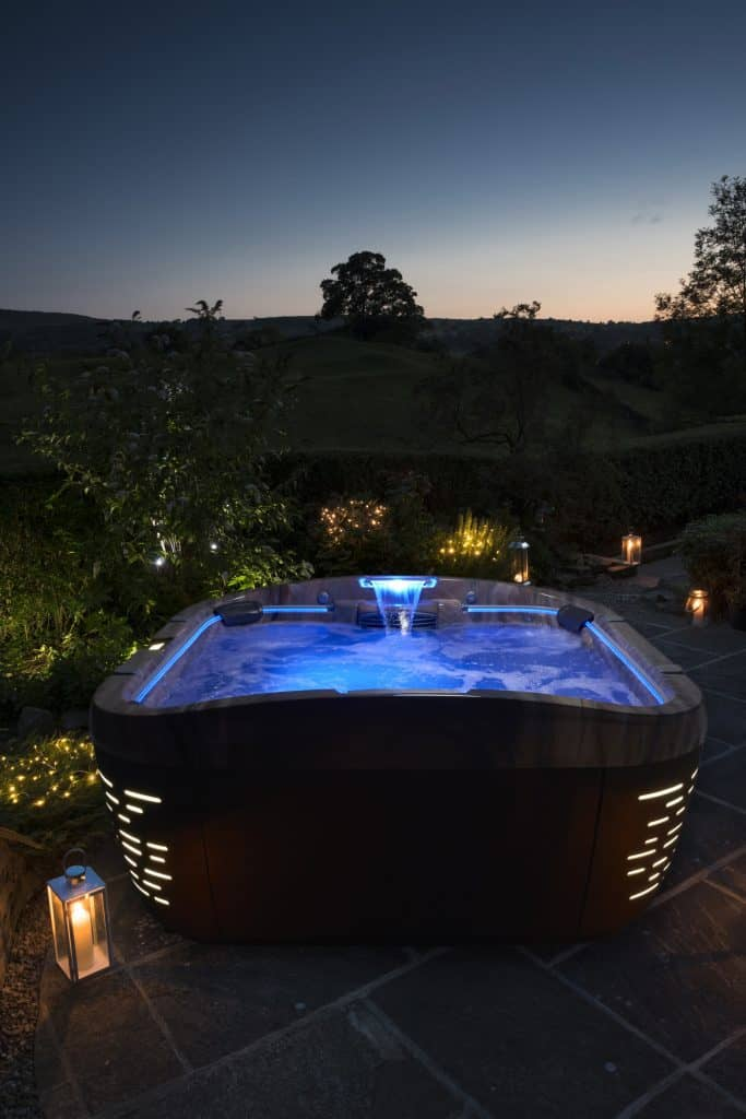 Hot Tubs Not Just For The Rich And Famous Anymore