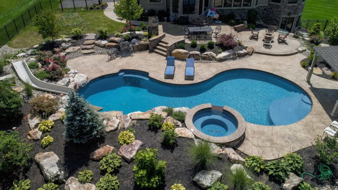 How to Design your Swimming Pool Oasis - Fronheiser Pools
