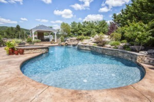 Inground Pool Renovation