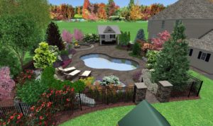 3D Pool Design Program